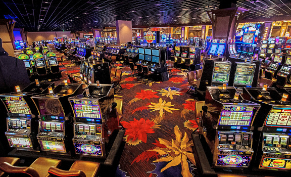What Is So Interesting Concerning Casino?